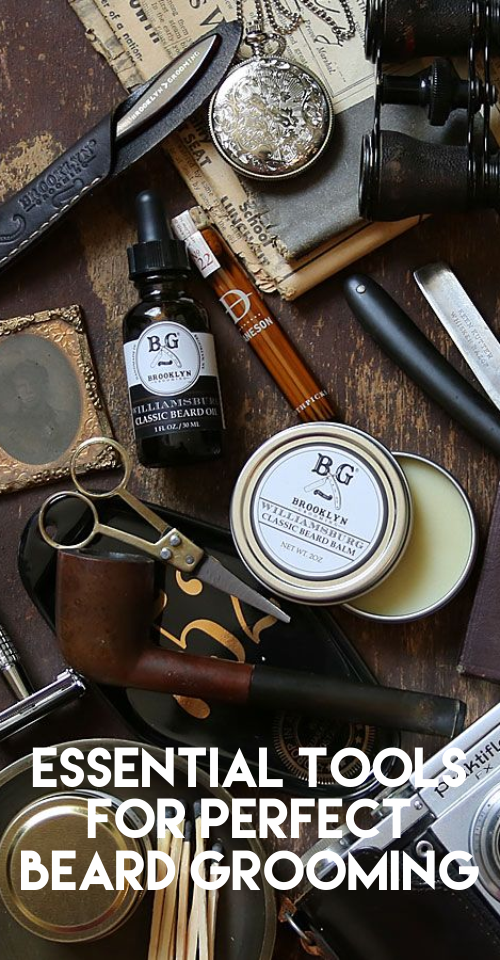 Significance of the Beard Grooming Kit