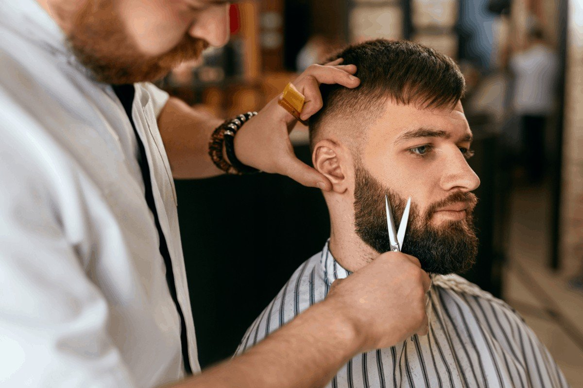 What to do with Beard Split ends