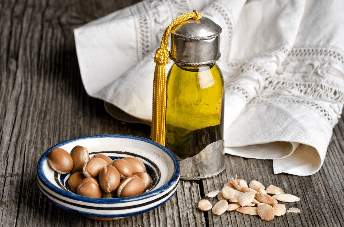 Argan Oil for Beard Growth