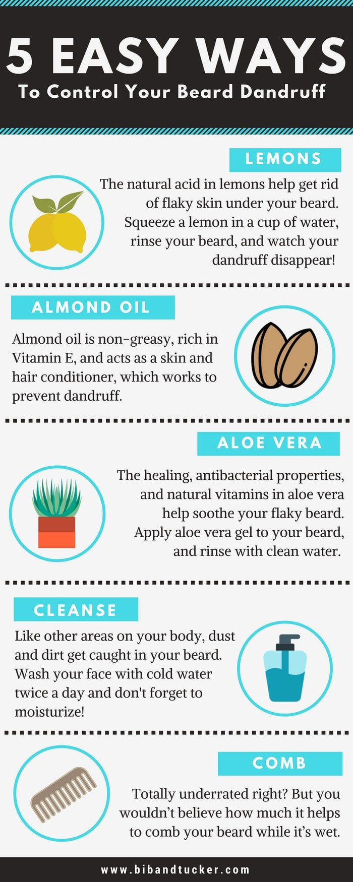Grooming Tips to Deal with Beard Dandruff