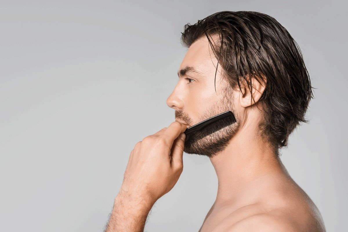 best beard brush for short beards