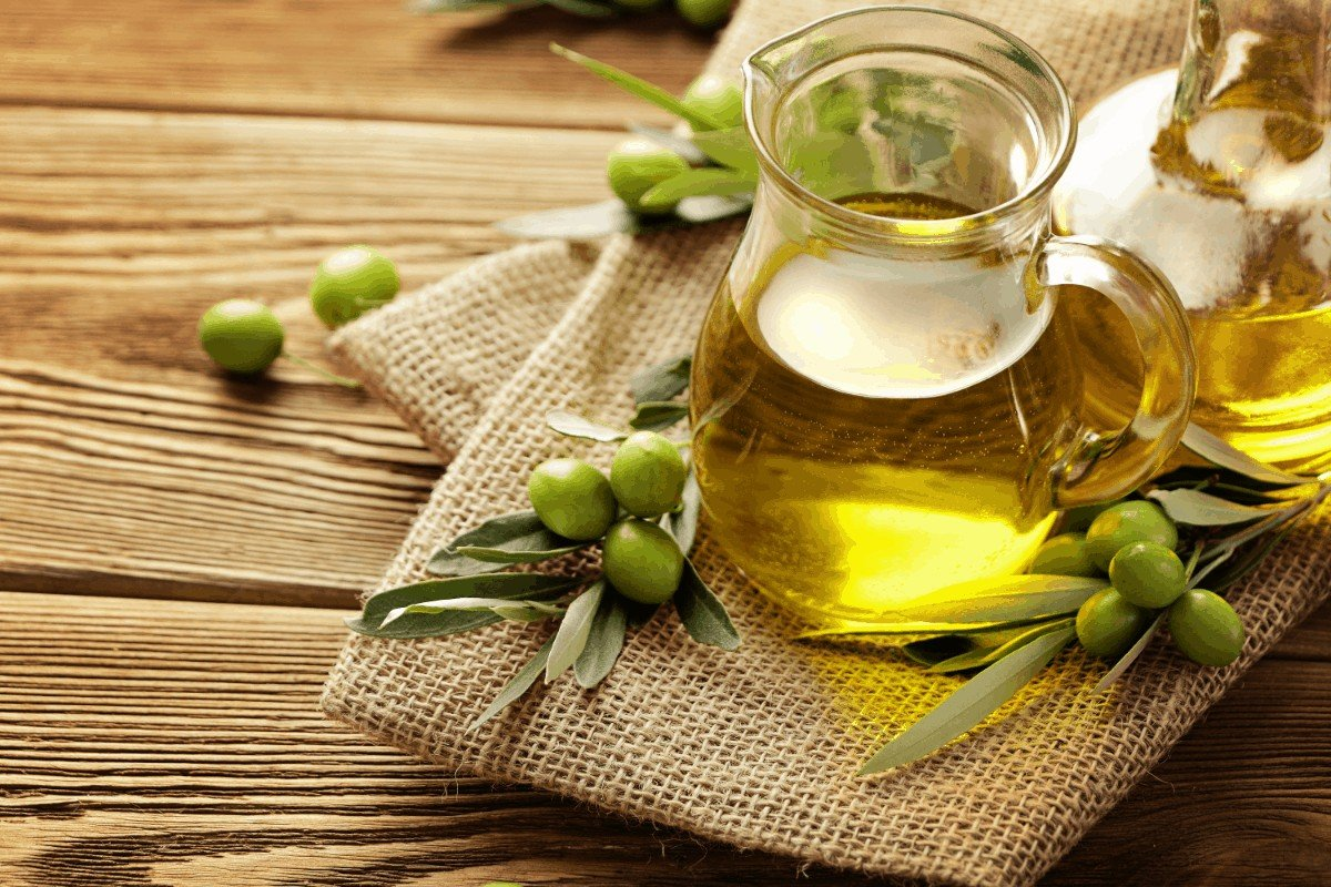 is olive oil good for your beard