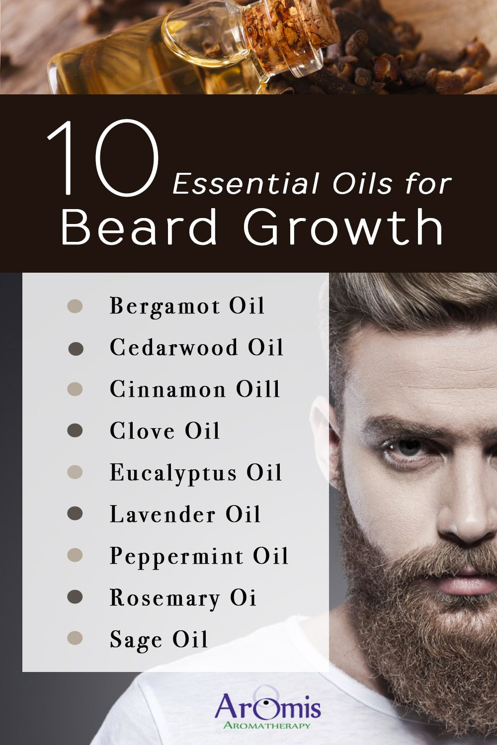 How to Get the Best Beard Oil-Essential Oils for Beard Growth