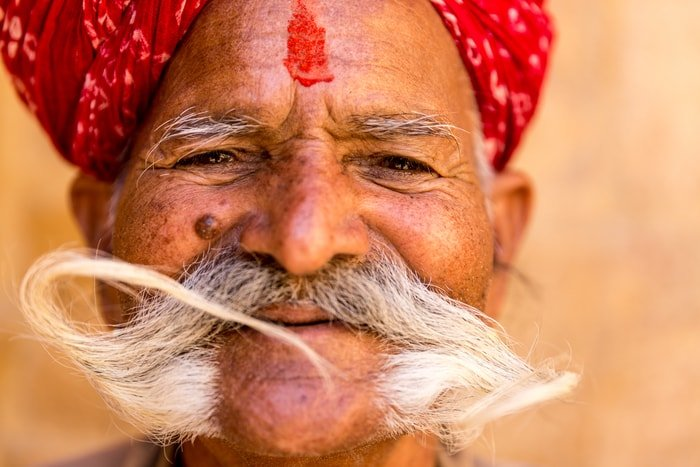 Trim Your Mustache - Let it Grow