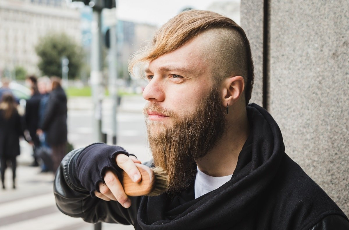 How To Choose The Best Beard Brush 2020