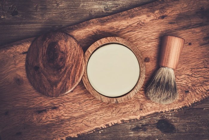Prepare Your Shaving Soap