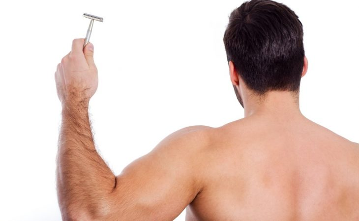 Best Way To Remove Back Hair By Yourself