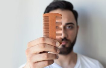 Should You Comb Beard Down Or Up