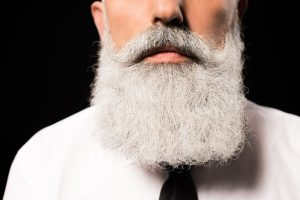 How to get your beard to lay flat