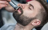 How To Trim Mustache With An Electric Shaver