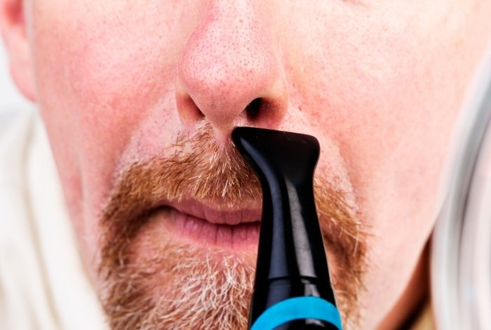 Tips and Tricks - How to trim mustache with an electric shaver