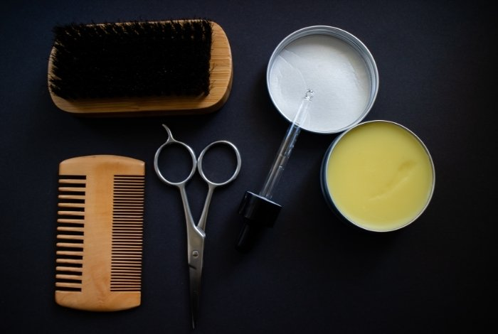What You Need to Braid Your Beard