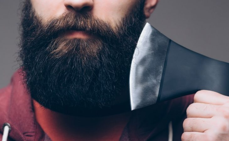 How To Get Mustache Hair To Lay Down