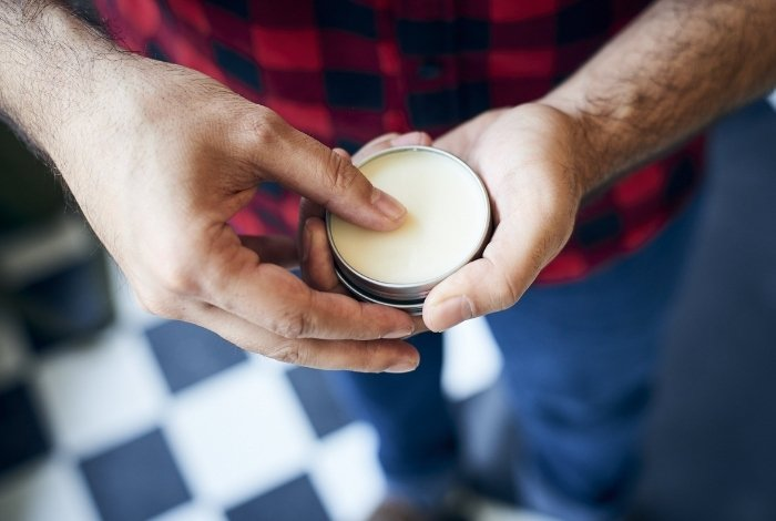 Step By Step- How to Use Honest Amish Beard Balm