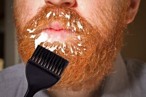 How To Dye Your Beard Red