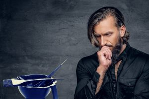 What to know about bleaching beard with hydrogen peroxide