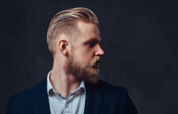 How to dye your beard blonde