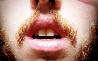 Reasons Mustache Doesn't Connect In Middle